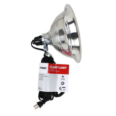 100W Clamp Lamp w/6ft Power Cord