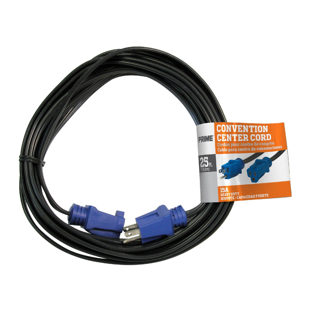 25ft Heavy Duty 3-Conductor <br />Convention Center <br />Extension Cord