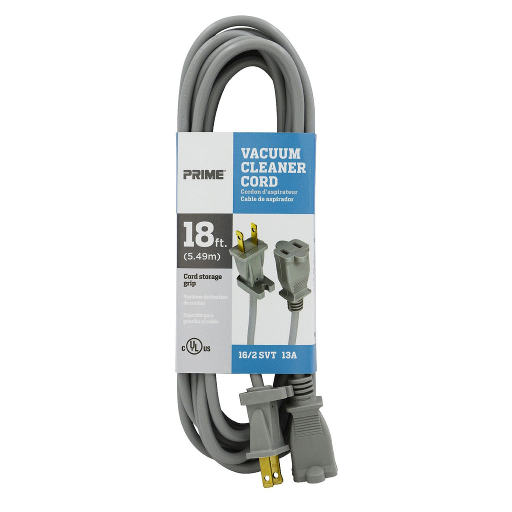 18ft 16/2 SVT <br />Vacuum Cleaner <br />Extension Cord