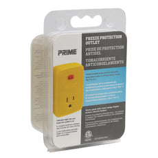 Freeze Protection Outlet