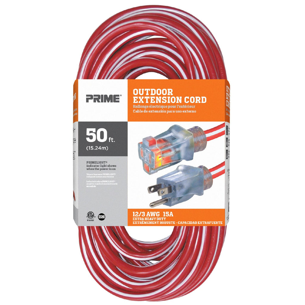 50ft 12/3 SJTW <br />Outdoor Extension Cord