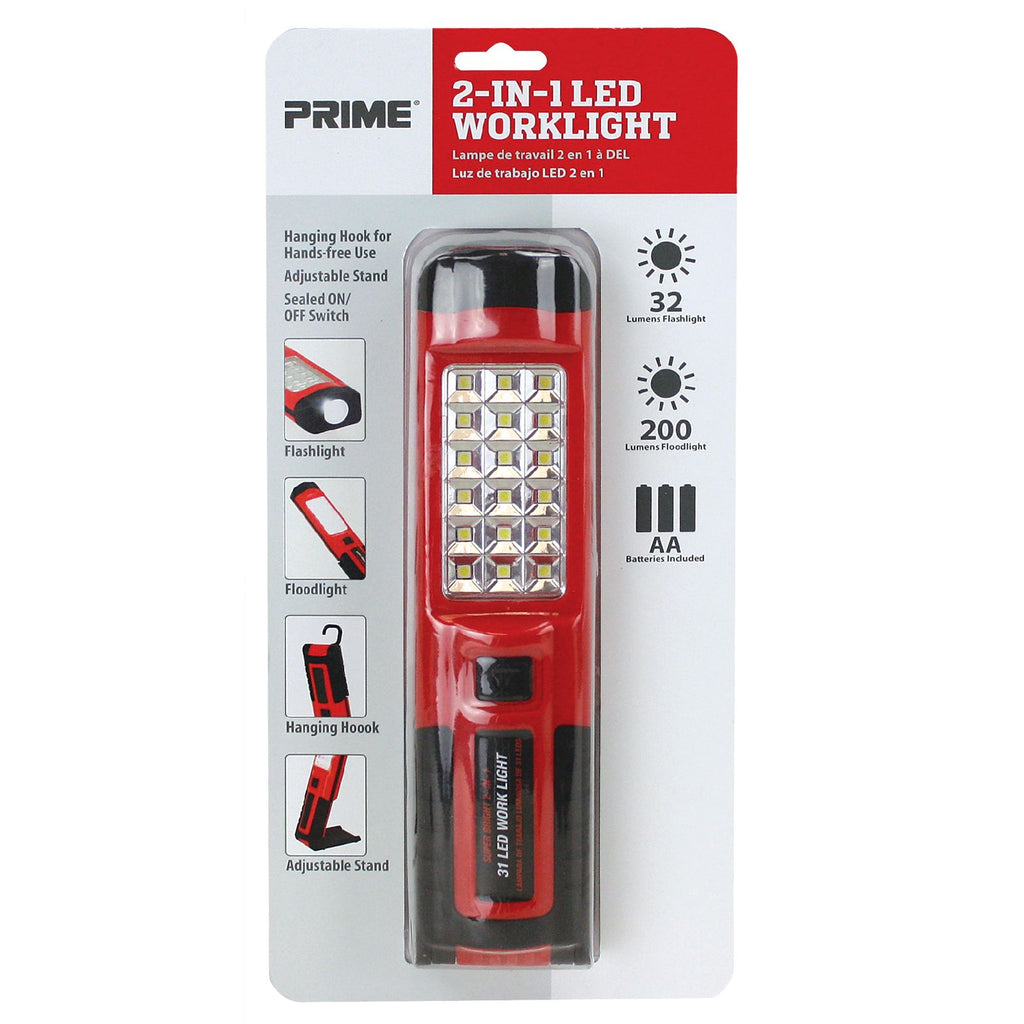 200 Lumen Handheld LED Worklight