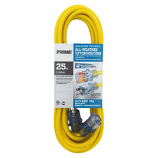 25ft 14/3 SJTOW <br />Bulldog Tough&reg; <br />Oil Resistant Extension Cord
