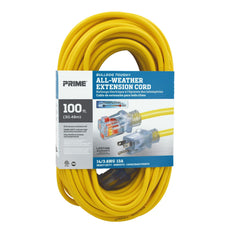 100ft 14/3 SJTOW <br />Bulldog Tough&reg; <br />Oil Resistant Extension Cord