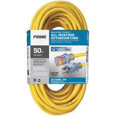 50ft 12/3 SJTOW <br />Bulldog Tough&reg; <br />Oil Resistant Extension Cord