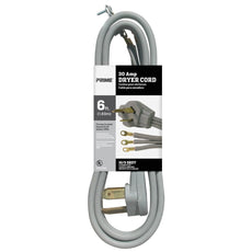 6ft 10/3 SRDT <br />30 Amp Dryer Cord