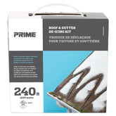 240ft Roof & Gutter Deicing Kit