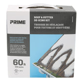 60ft Roof & Gutter Deicing Kit