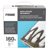 160ft Roof & Gutter Deicing Kit