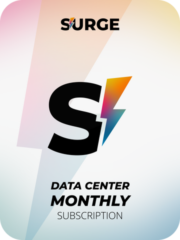Monthly Data Center Proxies