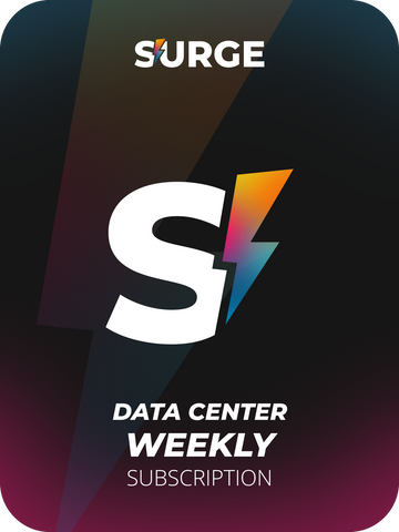 Weekly Data Center Proxies