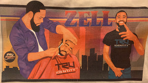 Zell The Barber (Vinyl Transfer)