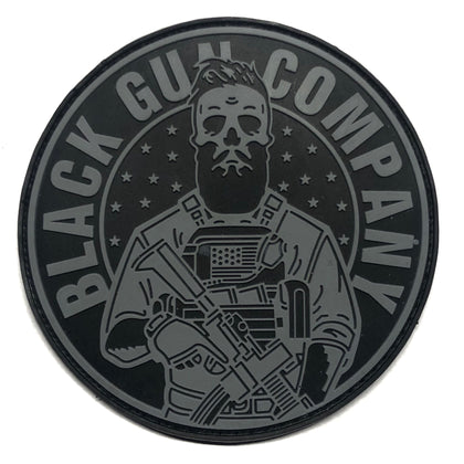 Standard Issue Patch (Black/Grey)