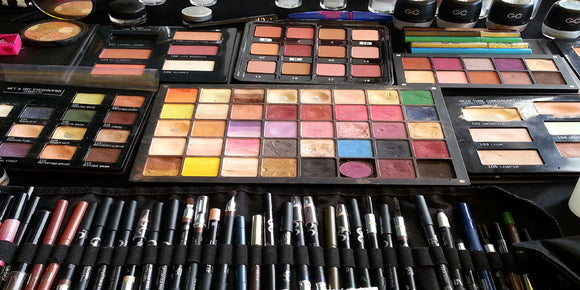 Cosmetics and Make uo