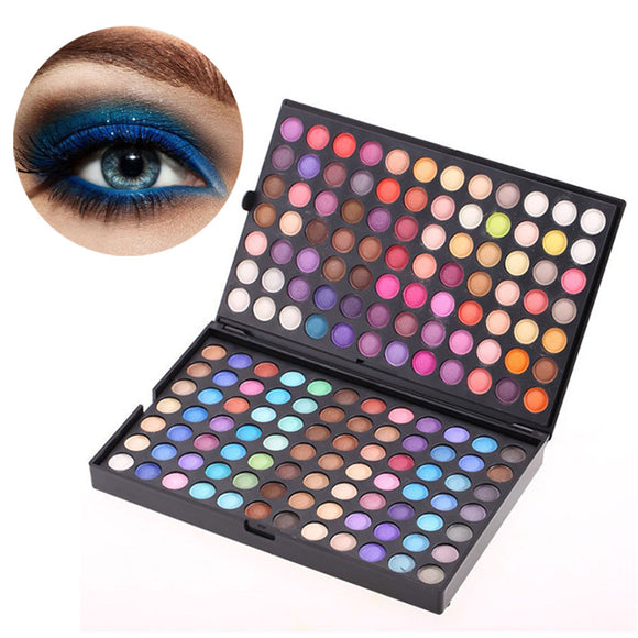 2018 Fashion 252 Colors Eyeshadow Palette Shimmer Matte, make up, La.Ma.Cosmetics, La.Ma.Cosmetics - La.Ma.Cosmetics