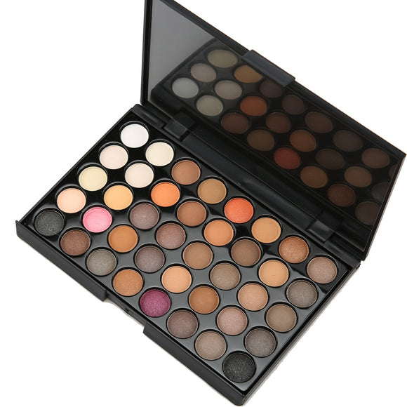 40 Colors Smoky Matte Eyeshadow Palette, make up, La.Ma.Cosmetics, La.Ma.Cosmetics - La.Ma.Cosmetics