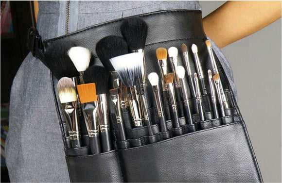 Black Two Arrays Makeup Brush Holder, make up, La.Ma.Cosmetics, La.Ma.Cosmetics - La.Ma.Cosmetics