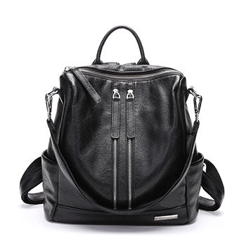 Black Backpack Bag, Handbag, La.Ma.Cosmetics, La.Ma.Cosmetics - La.Ma.Cosmetics