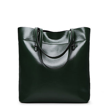 Nice Leather Big Bag, Handbag, La.Ma.Cosmetics, La.Ma.Cosmetics - La.Ma.Cosmetics