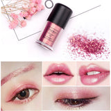 Eye Shadow and Lips Makeup - Make Up Glitter 2018 - 11 colors, make up, La.Ma.Cosmetics, La.Ma.Cosmetics - La.Ma.Cosmetics
