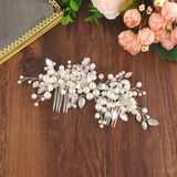 Bride Hair Accessories, Bride Hair Ornament, La.Ma.Cosmetics, La.Ma.Cosmetics - La.Ma.Cosmetics