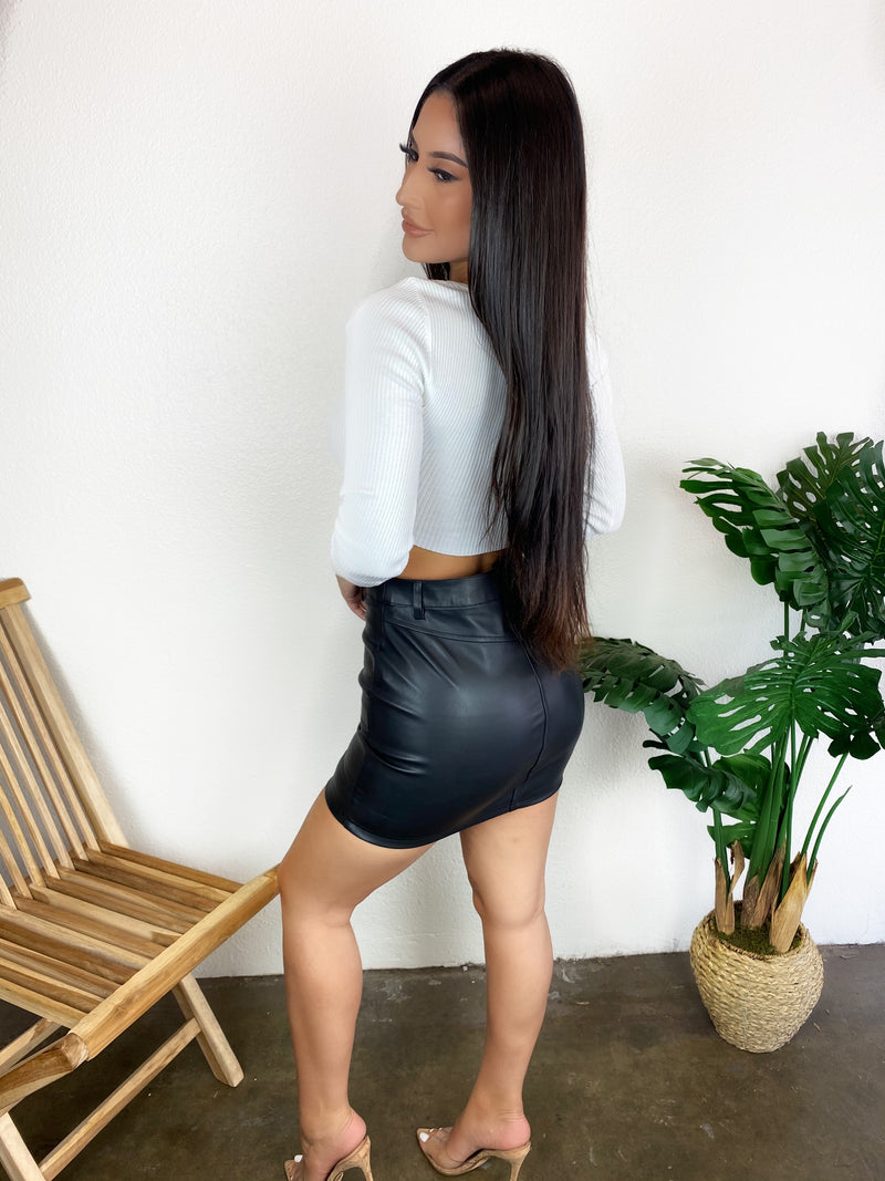 Betty Skirt (Black)