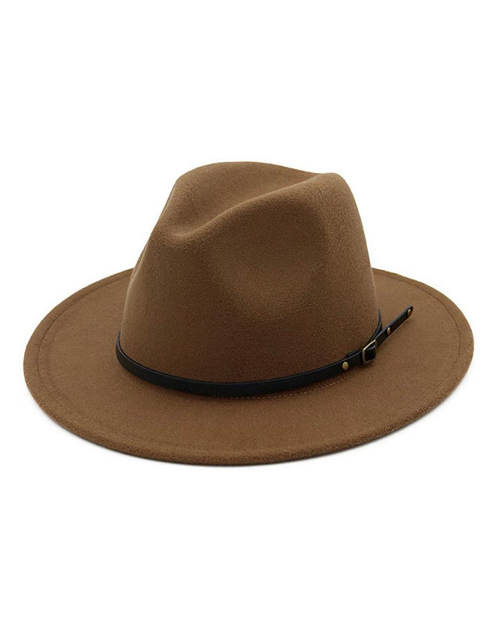Grace Hat (Dark Camel)