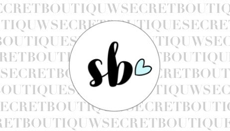 Secret Boutique E-Gift Card