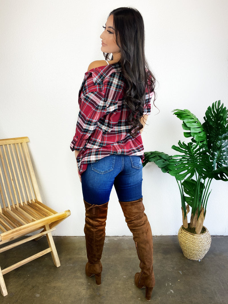 Keith Flannel (Red)