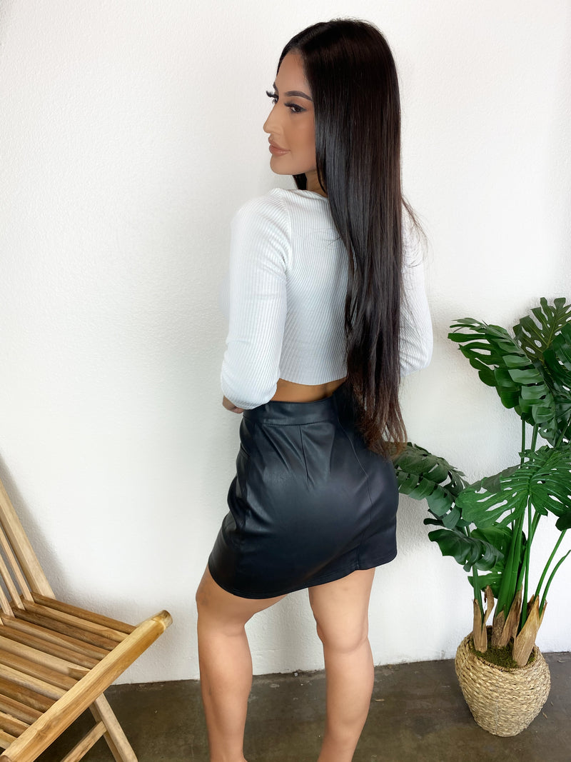 Bella Skirt (Black)
