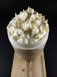 Assorted Whipped Scented Shea Body Butters