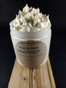**PRE-ORDER** Whipped Scented Shea Body Butters