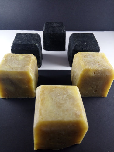 Facial Cleansing Cube (Soap) Charcoal OR Oatmeal OR Antioxidant