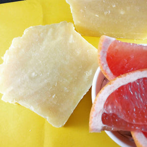 Grapefruit Squeeeeze soap