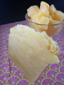 Crushing on Pineapple Soap
