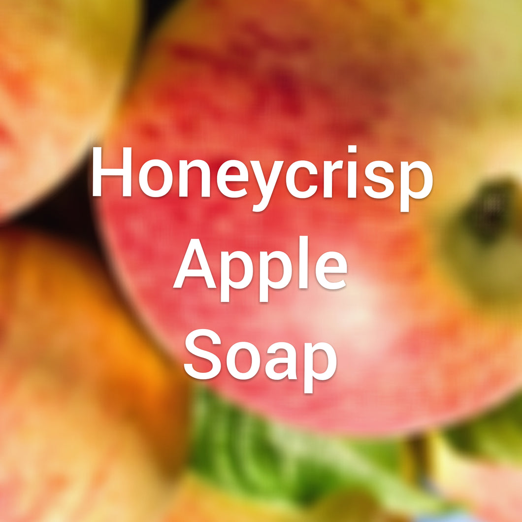 Honeycrisp Apple Soap