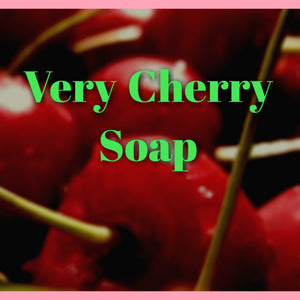 Very Cherry Soap