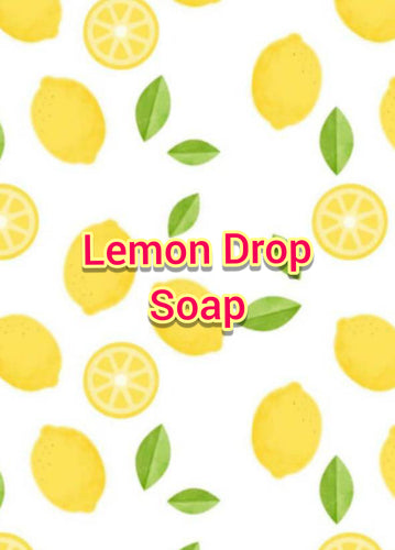 Lemon Drop Soap