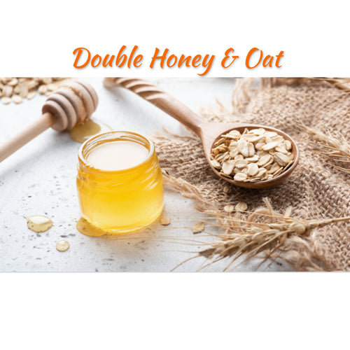 Double Honey & Oat Soap