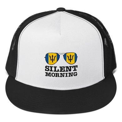 Silent Morning Barbados Trucker Cap