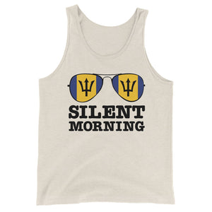 Silent Morning Barbados Unisex Tank Top