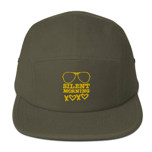 Silent Morning Xoxo Five Panel Cap