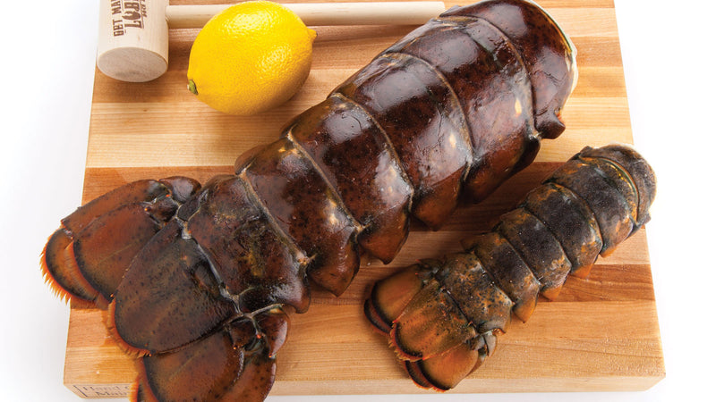 Special Offer: Twin Massive Lobster Tails (16-20oz)