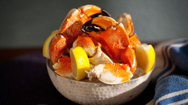 Spotlight: Jonah Crab Claws