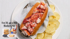 Fresh Maine Lobster Meat - Tail, Claw & Knuckle