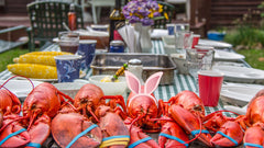 Maine Lobster for Easter!