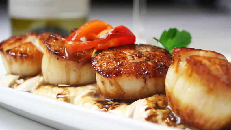 How to Prepare Maine Scallops at Home