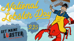 How We Celebrated National Lobster Day