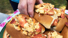 Mark's Brown Butter & Tarragon Lobster Roll