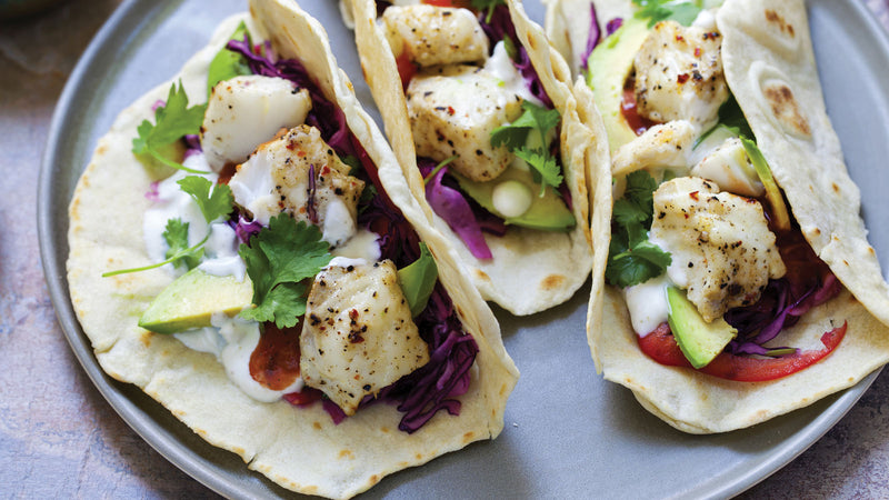 Mark's Famous Fish Tacos